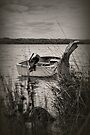 Fishing Boat, Augusta, Western Australia by Elaine Teague
