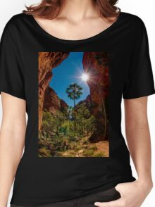 Mini Palms Gorge, Purnululu National Park Women's Relaxed Fit T-Shirt
