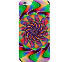 frequency mandala iPhone Case/Skin