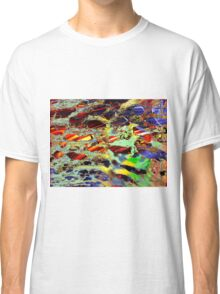 some birch color pattern Classic T-Shirt