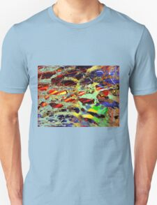 some birch color pattern T-Shirt