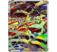 some birch color pattern iPad Case/Skin