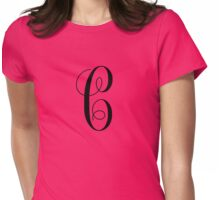 C6 Womens Fitted T-Shirt