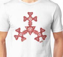 TACTICAL TEDDY TEMPLAR FACTION LOGO Unisex T-Shirt