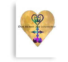 Kingdom Hearts Metal Print