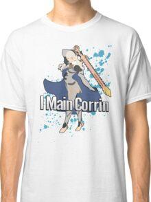 I Main Corrin (Female) - Super Smash Bros  Classic T-Shirt