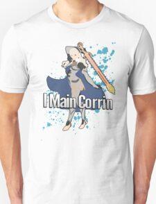 I Main Corrin (Female) - Super Smash Bros  T-Shirt