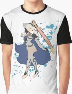 Corrin (Female) - Super Smash Bros Graphic T-Shirt