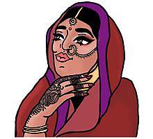 Bride #2 Photographic Print