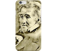 President of the United States of America Andrew Jackson iPhone Case/Skin