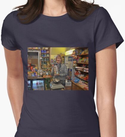 Sweet Angie........ Womens Fitted T-Shirt