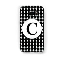 C Bubble Samsung Galaxy Case/Skin