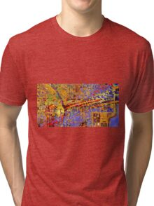 chicago Tri-blend T-Shirt
