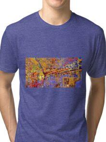chicago Tri-blend T-Shirt