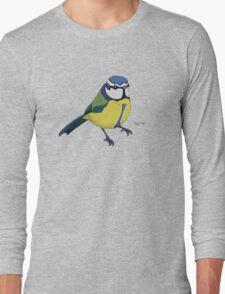The Blue Tit Long Sleeve T-Shirt