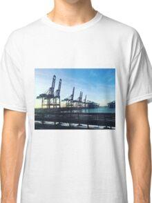 Hamburg Harbour Classic T-Shirt