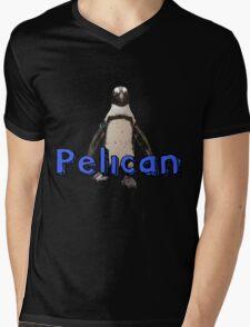Not A Penguin Mens V-Neck T-Shirt