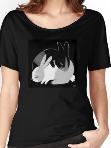 Bunny hug Women's Relaxed Fit T-Shirt