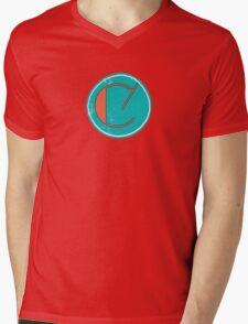 C Candy Bubbles Mens V-Neck T-Shirt