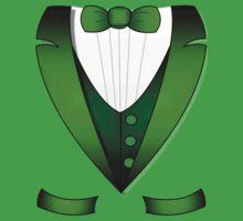 leprechaun suit st patricks day green Irish tuxedo by lfang77