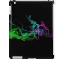 Crazy Cool Vape - Abstract Clouds  iPad Case/Skin