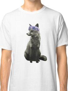 Fox goddess of nature Classic T-Shirt