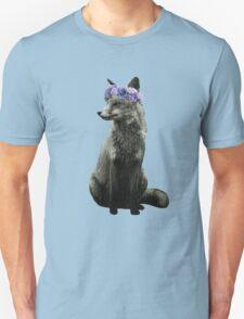Fox goddess of nature Unisex T-Shirt