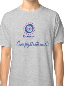 lost-oceanic airlines Classic T-Shirt