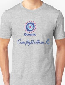 lost-oceanic airlines Unisex T-Shirt