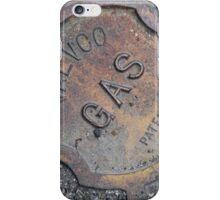 Valvco Gas Cap iPhone Case/Skin