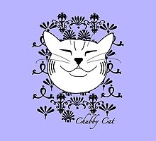 Chubby Cat - this first design by offwhitelimo