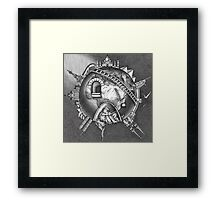 The Earth Framed Print