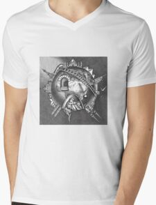 The Earth Mens V-Neck T-Shirt