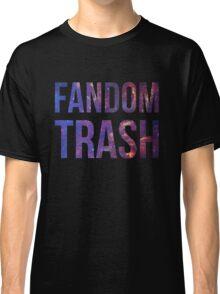 Fandom Trash Classic T-Shirt
