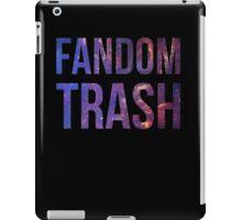 Fandom Trash iPad Case/Skin