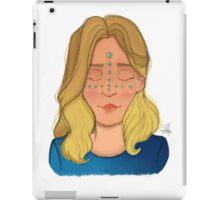 Blondie Girl iPad Case/Skin