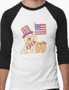 Patriotic Teddy Bear T-Shirt