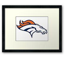 Super Bowl 50 Winners Framed Print