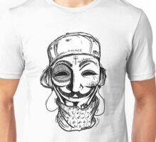 Occupy for Vendetta  Unisex T-Shirt