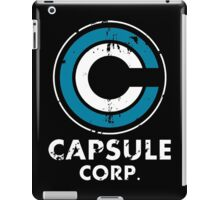 Dragon Ball Z - Capsule Corp iPad Case/Skin