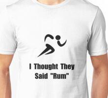 Rum Runner Unisex T-Shirt