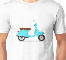 vintage vespa Unisex T-Shirt
