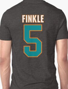 Ray Finkle Jersey – Laces Out, Ace Ventura, Dolphins Unisex T-Shirt
