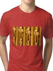 Elegantly Gold Tri-blend T-Shirt