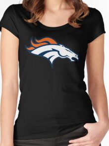 Super Bowl 50 Winners Women's Fitted Scoop T-Shirt