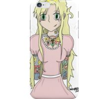 Princess from Super Mario Bros. iPhone Case/Skin