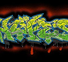 Graff Hype by freeagent08