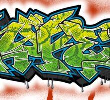Graff Hype Sticker