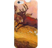 yukon caribou iPhone Case/Skin