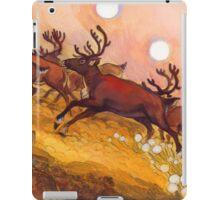 yukon caribou iPad Case/Skin